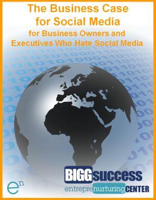 Business Case for Social Media Cover