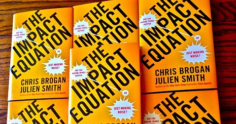 The Impact Equation Books