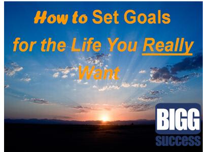 How to Set Goals Image
